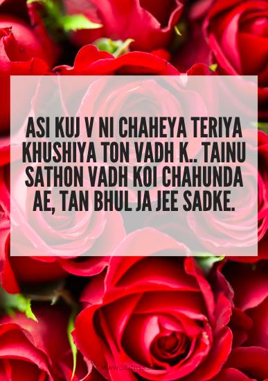 Punjabi Status Image 1