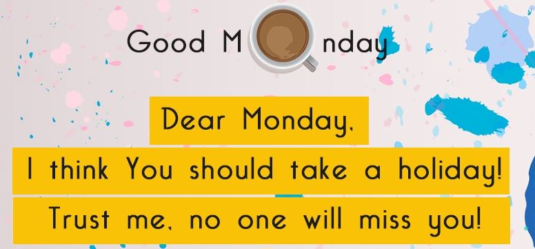 Monday Status for Whatsapp