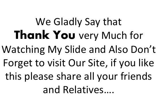 Thank You Status for Whatsapp