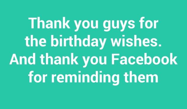Thank You Status for Whatsapp