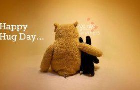 Hug Day Status for Whatsapp