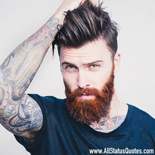 Beard Status Image