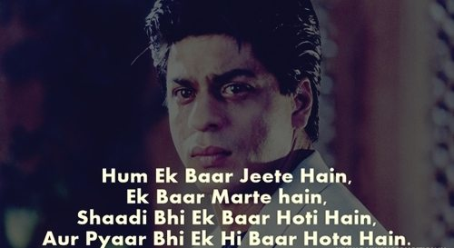 Bollywood Movies Status