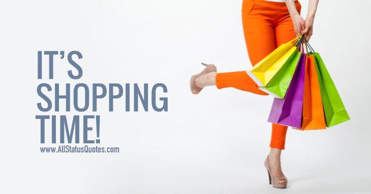 Shopping Status Image
