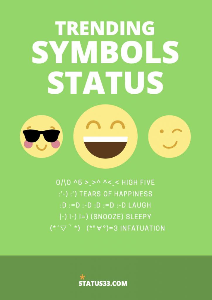 Symbols Status