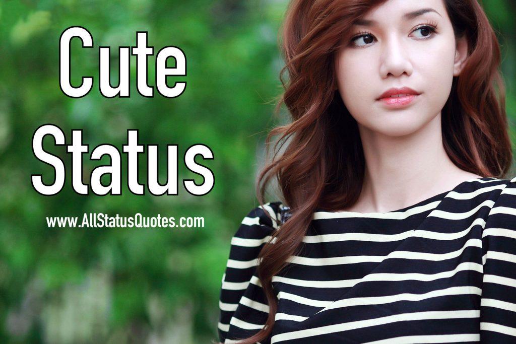 Cute Status Image