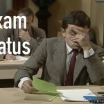 Exam Time Status for WhatsApp