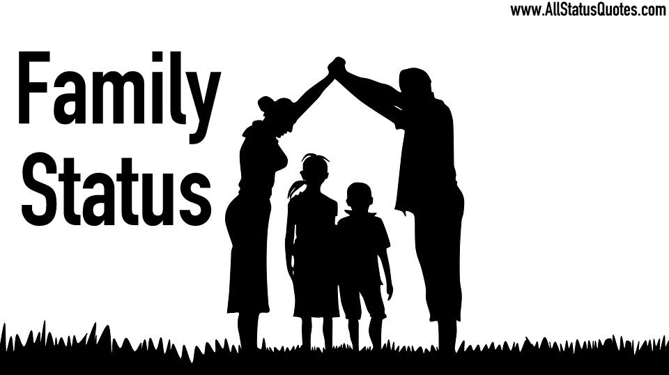 Whatsapp Status For Family Short Family Quotes 2019