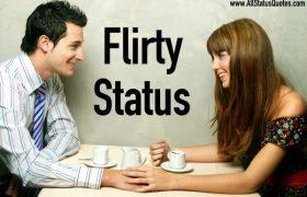 Flirty Status