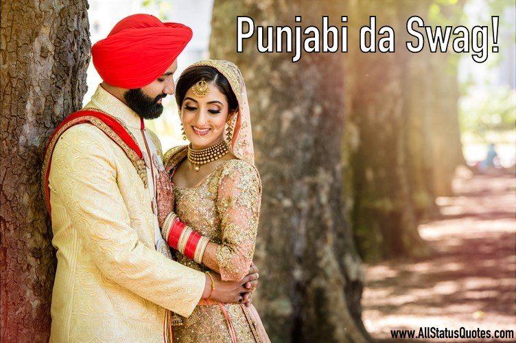 Punjabi Status Image