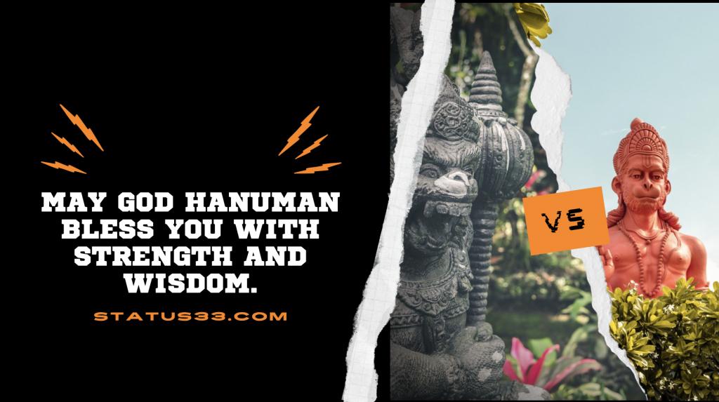 hanuman status