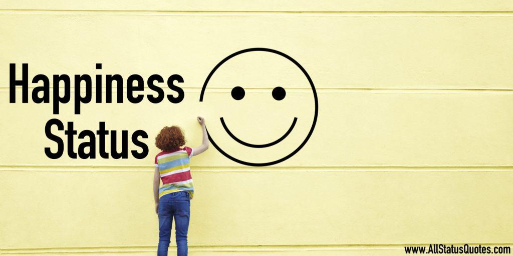 Happiness Status