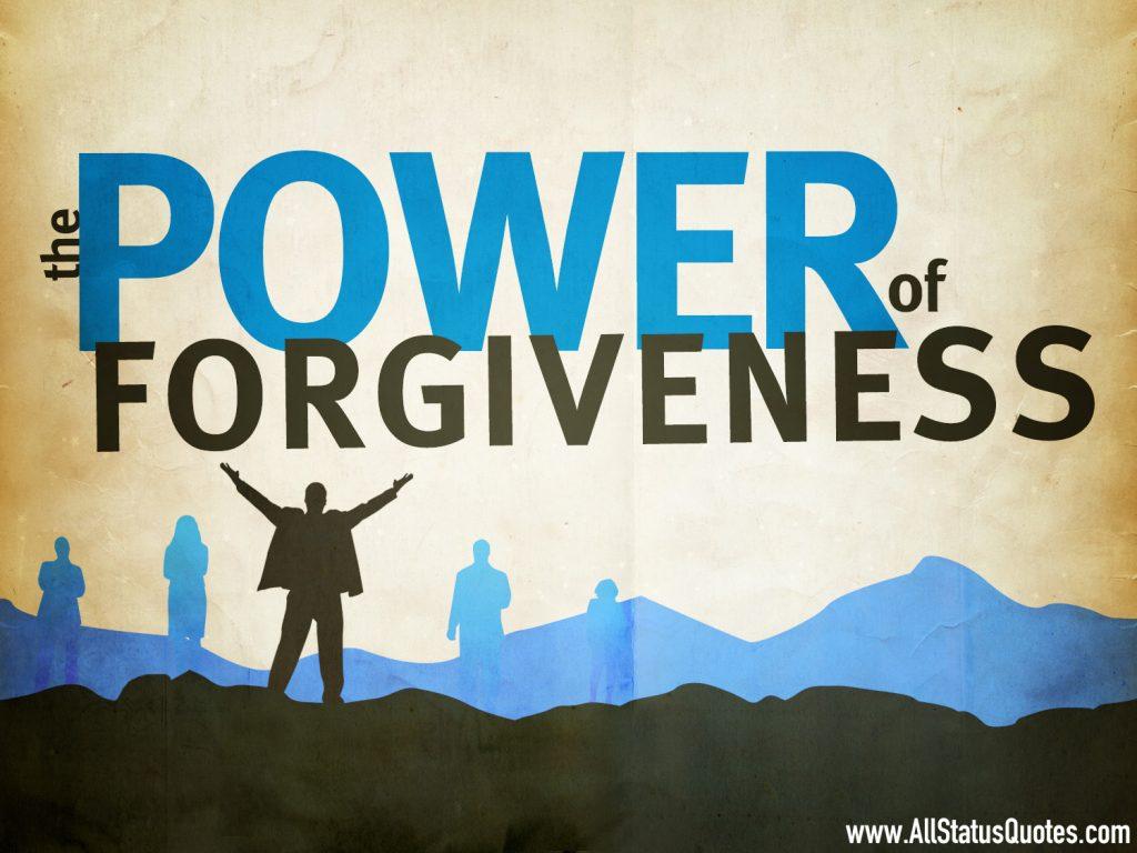 Forgiveness Status