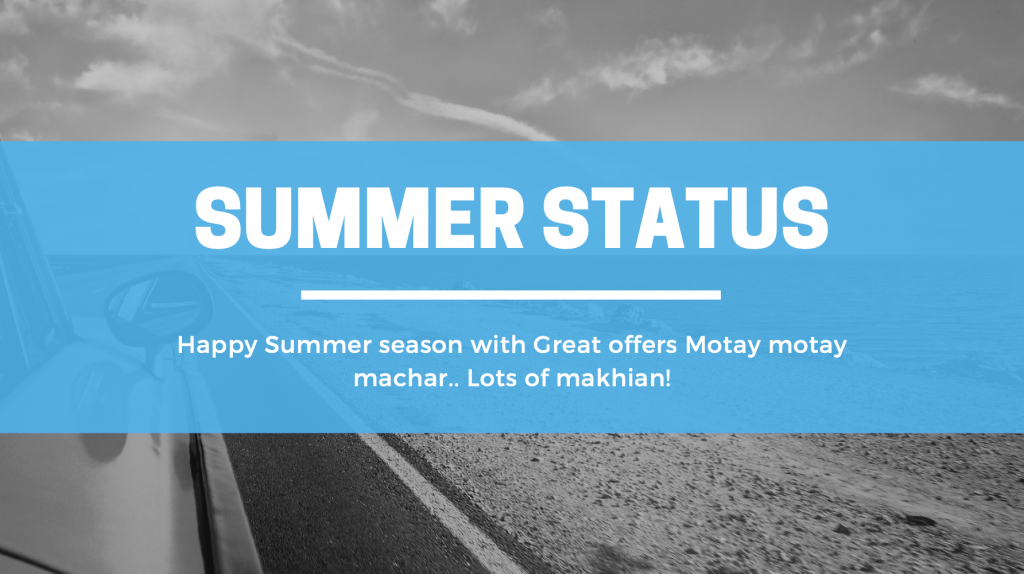 summer status