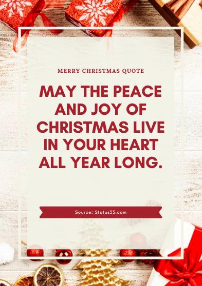 Merry Christmas Status image
