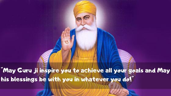 Guru Nanak Jayanti Image 1