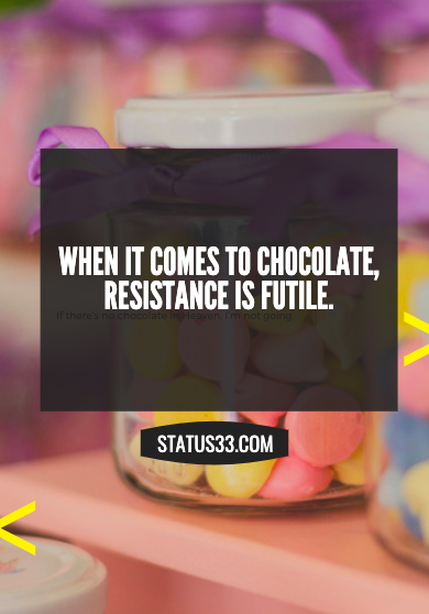 Best Happy Chocolate Day Quote with Image