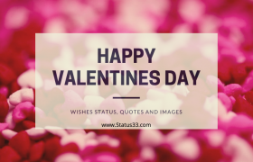 50 Best Happy Valentines Day Wishes Status, Quotes and images