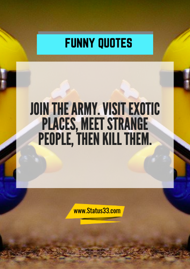 you are funny quotes