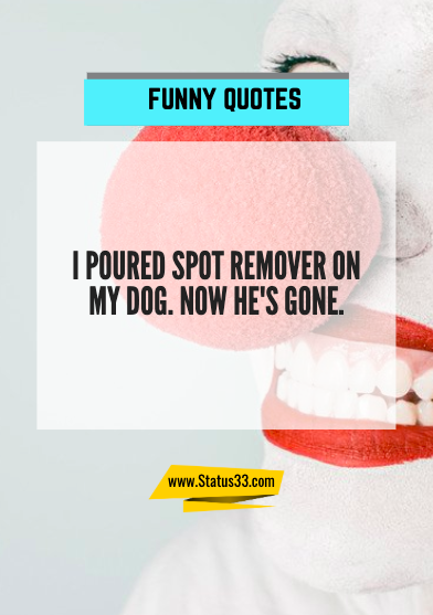 very short funny quotes