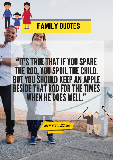 family relationship quotes