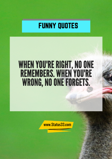 best short funny quotes