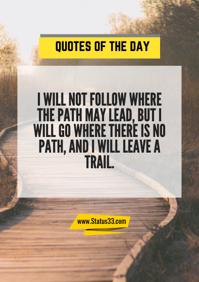 new quotes of the day