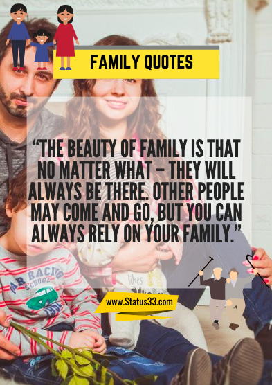family over everything quotes