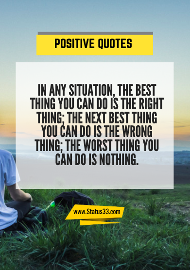 happy positive quotes