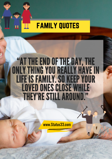 new family quotes