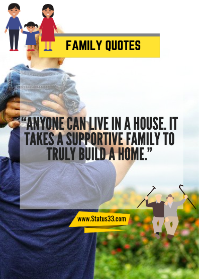 positive family quotes