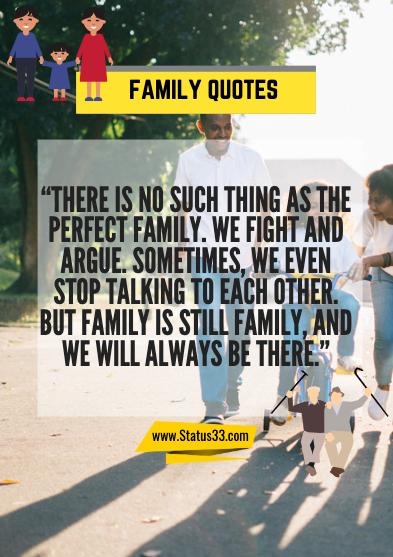 inspirational family sayings