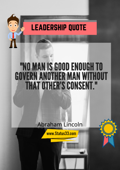 Leadership Quotes for team