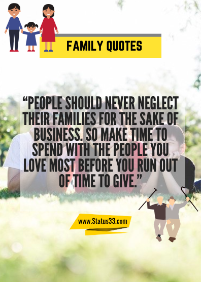 small family quotes