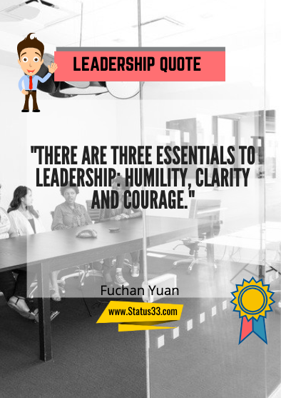Leadership Quotes for family
