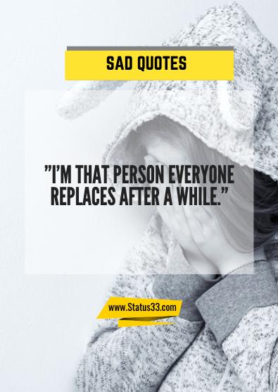 sad proverbs
