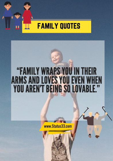 real family quotes