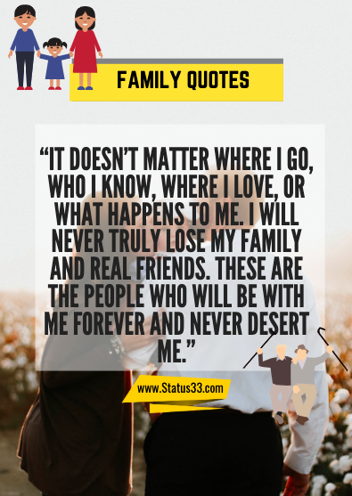 complete family quotes