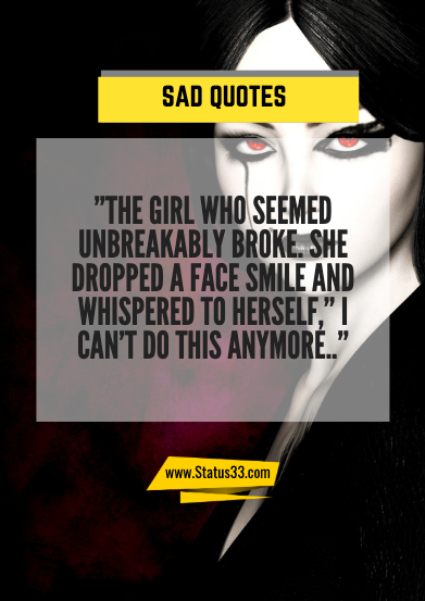 super sad quotes