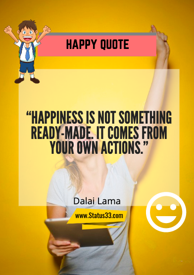 happy quotes for facebook image