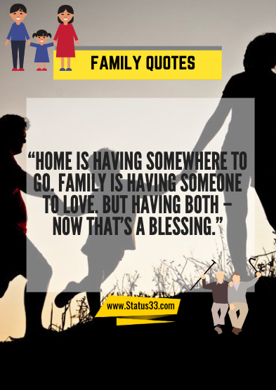 proverbs about family