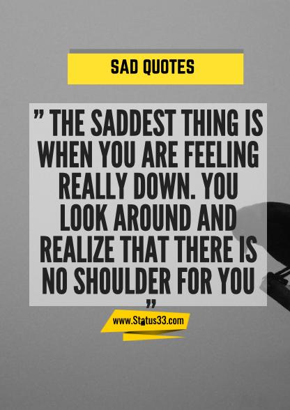 so sad quotes