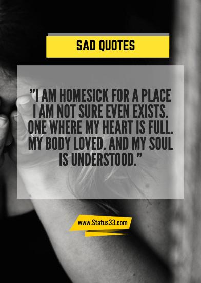 sad quotation about life