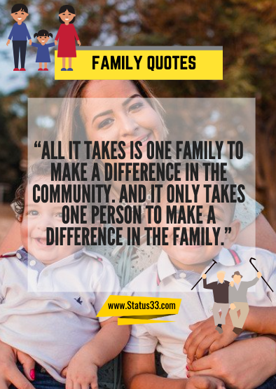 family quotes for twitter