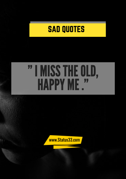 sad sayings about life