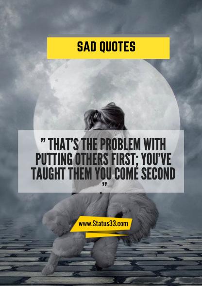 i am sad quotes