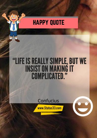 happy quotes dp