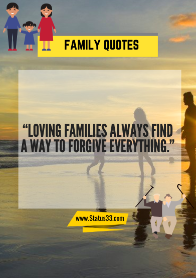 sweet family quotes