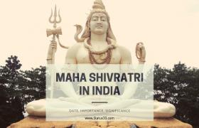 Maha Shivratri in India