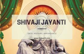 Shivaji Jayanti in India - Date, History, Importance